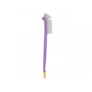 LORELLI bertoni četka za cucle i antikolik flašice - violet10240180000