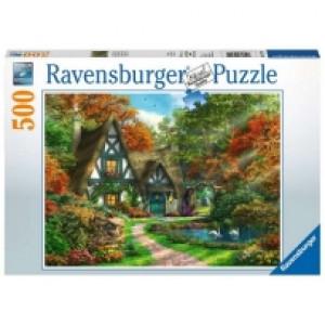 Ravensburger puzzle (slagalice) - Jesenja idila RA14792