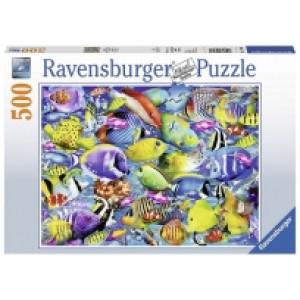 Ravensburger puzzle (slagalice) - Trpska stvorenja RA14796