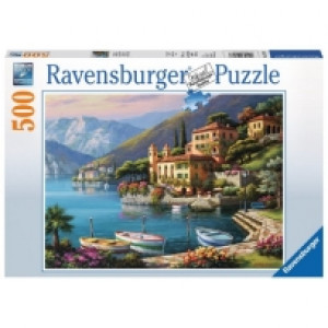 Ravensburger puzzle (slagalice) - Savrsen pogled RA14797