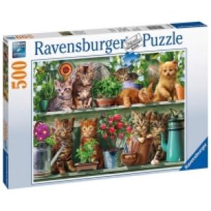 Ravensburger puzzle (slagalice) - Macke RA14824