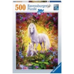 Ravensburger puzzle (slagalice) - Jednorog I zdrebe RA14825