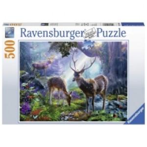 Ravensburger puzzle (slagalice) - Jeleni u divljni RA14828