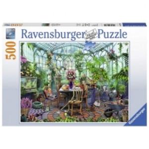 Ravensburger puzzle (slagalice) - Staklena basta RA14832