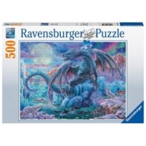 Ravensburger puzzle (slagalice) - Misticni zmaj RA14839