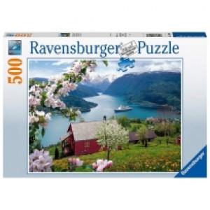 Ravensburger puzzle (slagalice)- Skandinavija RA15006
