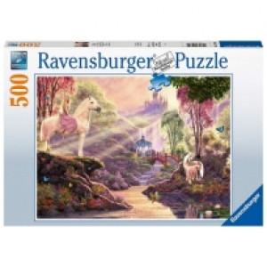 Ravensburger puzzle (slagalice) - Magicna reka RA15035