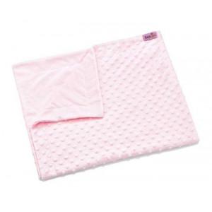 BABYJEM ćebence za bebe pink 33-10607