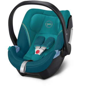 Cybex Autosedište za decu a-s (0-13kg) 0+ Aton 5 Blue Turquoise A037988