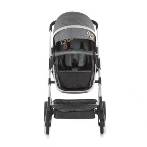 Chipolino Kolica za bebe Noma graphite 710200