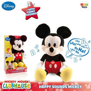 DISNEY Mickey plišani 11748