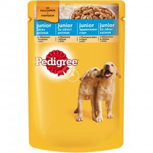 PEDIGREE hrana za pse Junior, piletina 100g 520127