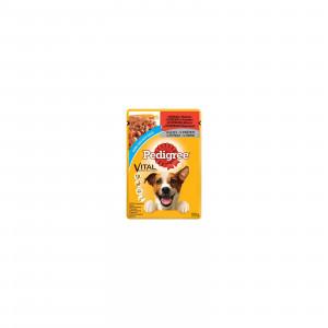 PEDIGREE hrana za pse, govedina i šargarepa u vekni 100g 520251