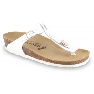 GRUBIN ženske sandale 1683650 MICADO Bele