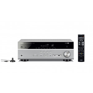 YAMAHA audio/video risiver RX-V385 Titanium
