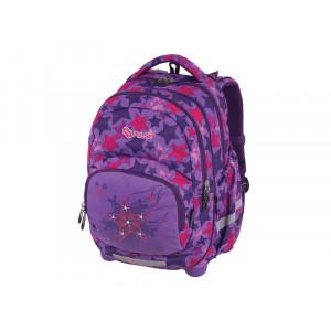 PULSE ranac 2u1 Kids Violet Star 121088