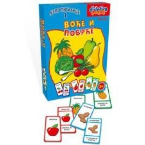 PERTINI voće i povrće memo pitalice 2210