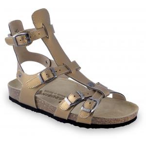 GRUBIN ženske sandale 1953610 CATHERINE Zlatna