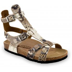 GRUBIN ženske sandale 1953610 CATHERINE Zmija 7