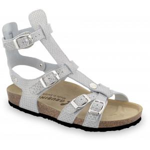 GRUBIN ženske sandale 1953610 CATHERINE Zmija 12