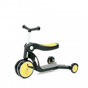 Chipolino Dečija igračka skuter 4u1 Chipolino All Ride Yellow 710605