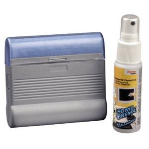 HAMA sredstvo za čišćenje PLAZMA/LCD ekrana gel + tkanina + držač tkanine 49647