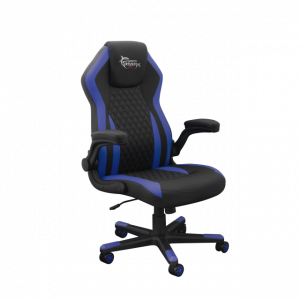 White Shark GAMING STOLICA DERVISH Black/blue