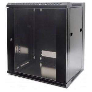 INTELLINET LAN ormar zidni 12U/450mm Flatpack black