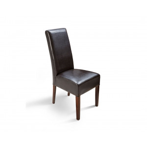 MATIS trpezarijska stolica PALMA - Wenge-Malteze PR73092