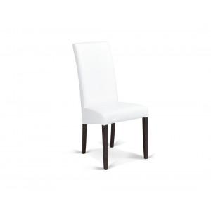 MATIS trpezarijska stolica CROS -WENGE-BELA PR01954