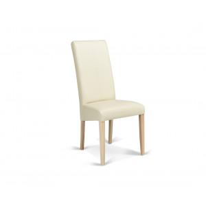 MATIS trpezarijska stolica CROS -HRAST-BEŽ PR01955