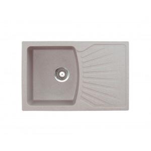 MATIS metalac granitna sudopera XQuadro Plus - BEŽ MGQUA+3