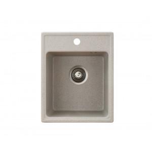 MATIS metalac granitna sudopera XQuadro 40 - BEŽ MGQUA403