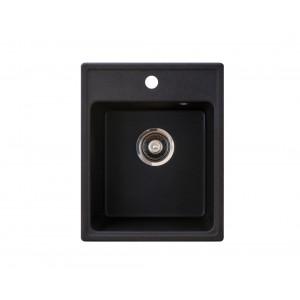 MATIS metalac granitna sudopera XQuadro 40 - CRNA MGQUA403
