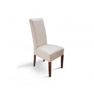 MATIS trpezarijska stolica PALMA - Wenge-Bež PR73092