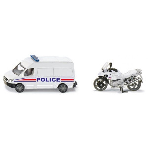 SIKU set policija 1655