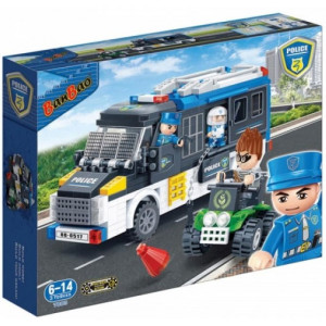BANBAO policijsko vozilo 7003B