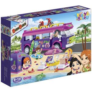 BANBAO kocke trendi autobus 6123