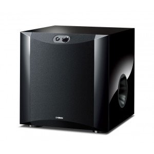 YAMAHA subvufer NS-SW300 Black
