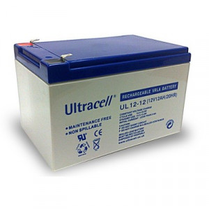 ULTRACELL akumulator 12Ah/12V  3775