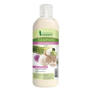 AFRODITA šampon protiv opadanja kose BELI LUK 1l