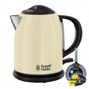 RUSSELL HOBBS Elektricni bokal 20194-70 Cream