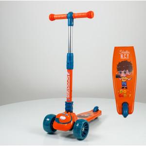 "DEČIJI TROTINET ""RABBIT"" MODEL 660 narandžasta"