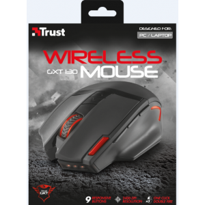 TRUST Gaming GXT 130 bezicni miš