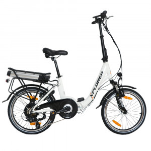 "Xplorer E-bike City Vibe 20"" 6920"
