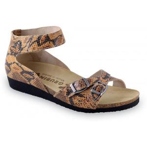 GRUBIN ženske sandale 2103610 NICOLE Šarene