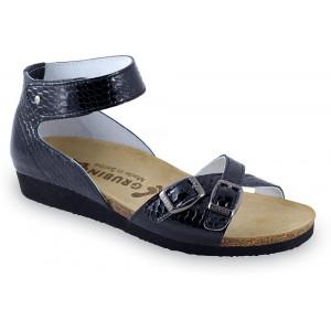 GRUBIN ženske sandale 2103610 NICOLE Crne