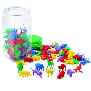 PERTINI sortiranje divlje životinje 120 kom. 9032