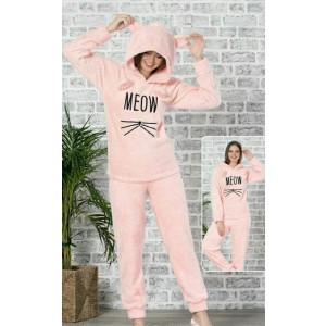 Pidžama ženska plišani zeka 4130 XL***K