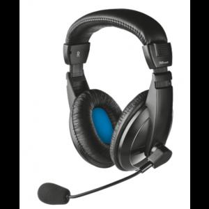 TRUST slušalice Quasar Headset (crni)